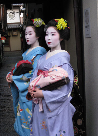 Living Art of the Geisha