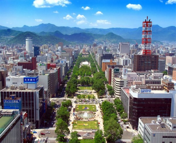 Sapporo & Hokkaidō