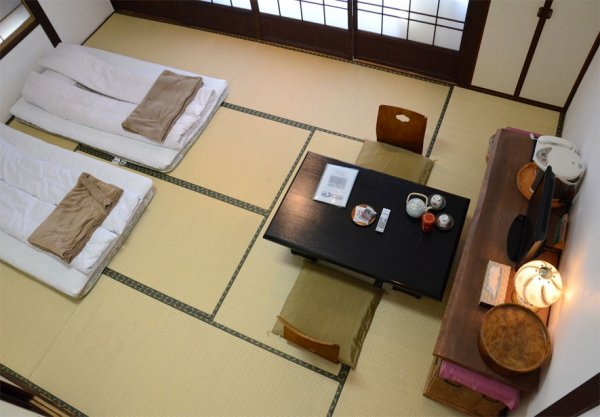 Traditional Japanese Accommodation